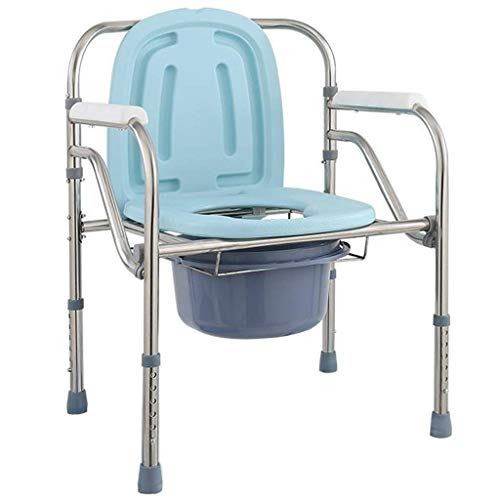 Find Discount CSS Heavy Duty Medical Edside Commode Chair, for Mobility and Convenience, Hygienic At...