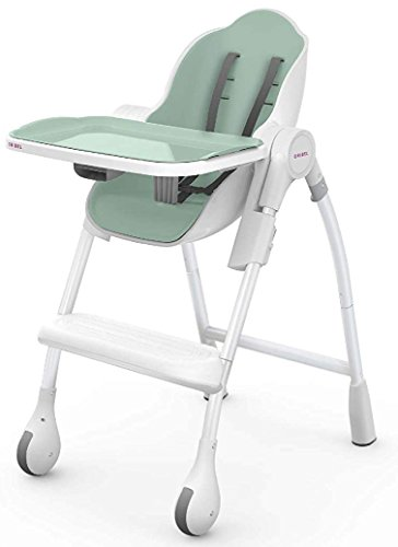 Oribel Cocoon 3-Stage Adjustable, Easy-Clean High Chair +...