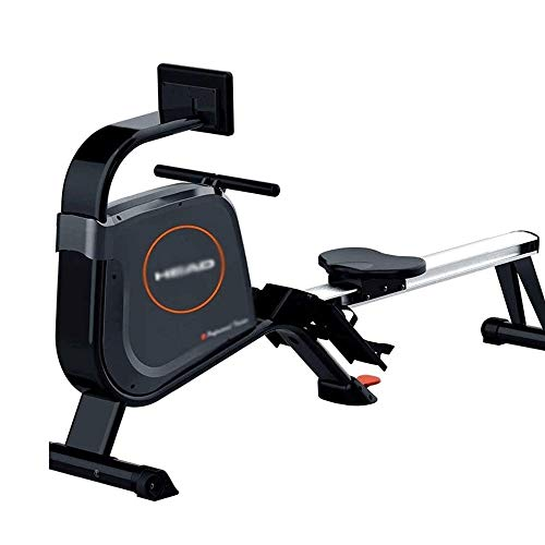 BZLLW Rowing Machine Indoor Rower,with LCD Monitor,Fitness Equipment for Home Gym