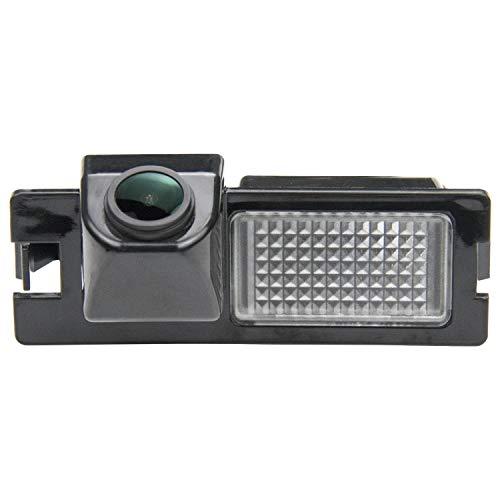 HD Telecamera per la Retromarcia Retrocamera, telecamera posteriore impermeabile visione notturna per Fiat Croma MK2 2005~2011/ FIAT Bravo/Brava/Ritmo
