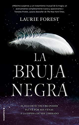 La bruja negra (Roca Juvenil) eBook: Forest, Laurie, Fernández ...