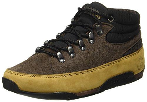 Woodland Men's Camel Leather Ankle Boot-6 UK (40 EU) (7 US) (GB 2106116)