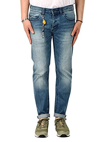 jeans yes zee uomo Yes Zee Jeans Uomo P611-P613 Denim 32