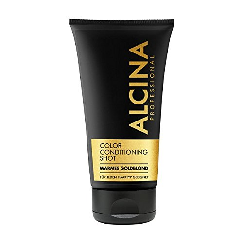 Alcina Color Conditioning Shots 150ml, gold