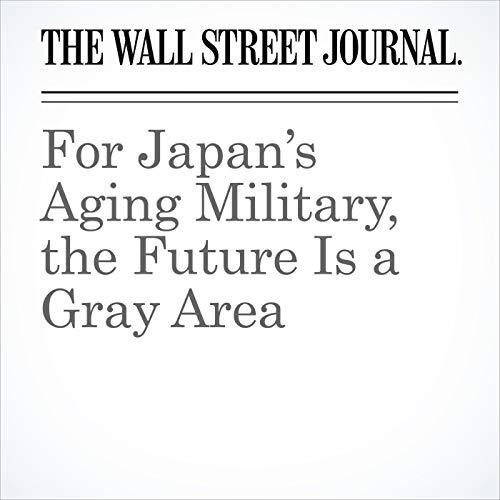 For Japan's Aging Military, the Future Is a Gray Area copertina