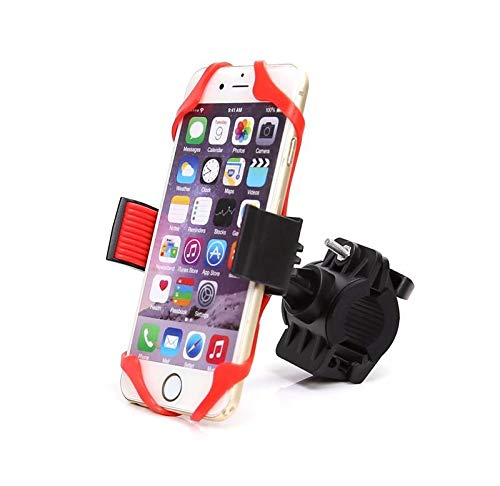 Best Shopper - Replacement for Stand Clip Motorcycle Mobile Phone Holder MTB Mount GPS Gadget Bicycle Phone Holder iPhone and Android