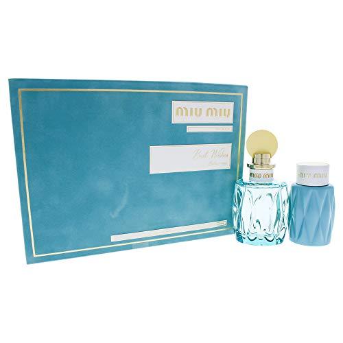 MIU MIU - geschenkdoos Eau de Parfum L 'Eau Bleue