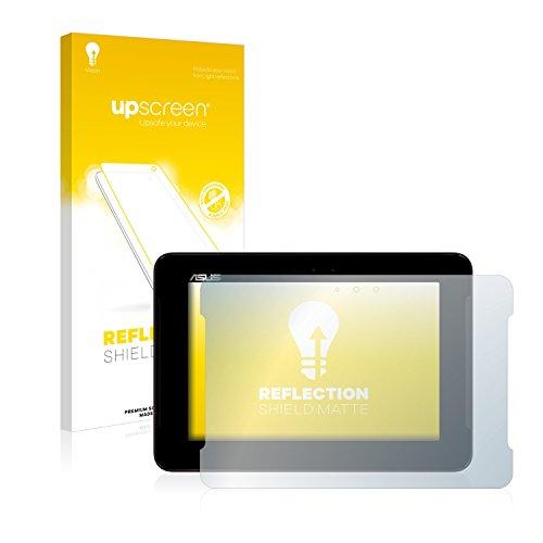 upscreen Entspiegelungs-Schutzfolie kompatibel mit Asus PadFone S PF500KL Tablet – Anti-Reflex Bildschirmschutz-Folie Matt