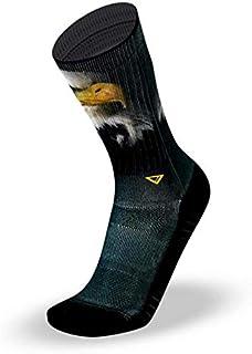 LITHE, Calcetines Eagle - Black Socks