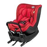 HEYNER® Reboarder Kindersitz drehbar Autokindersitz 360° Geburt - 18kg (racing red)