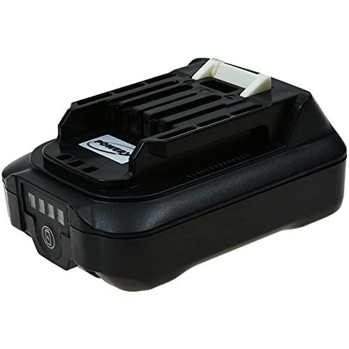 Powery Batería de Alta Capacidad para cafetera de batería Makita DCM501ZAR