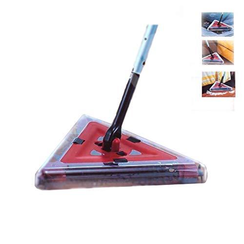 Un. Flexi Sweeper kabellose Akku Kehrmaschine, Kehrbesen, Akkubesen, Bodenreiniger - Beutellos mit langem Stiel