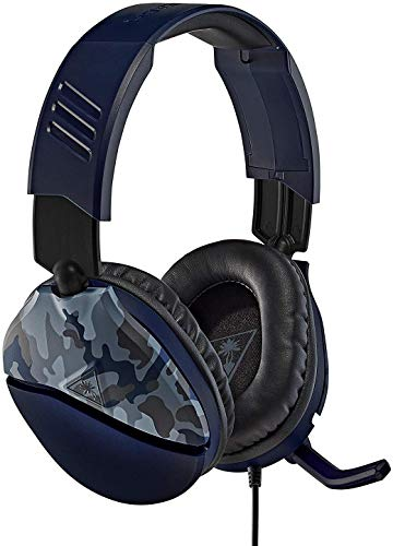 Turtle Beach Recon 70 Blue Camo Gaming...