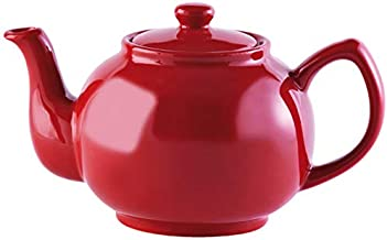 Price & Kensington Brights Teapot, 6 Cup Red