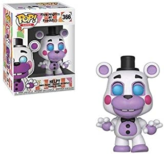 Funko Pop Games: Five Nights at Freddy's Pizza Simulator - Helpy Collectible Figure, Multicolor