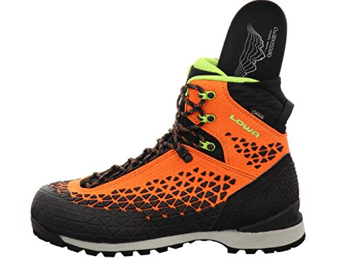 Lowa 210082 0353 flame - Alpine SL GTX Men flame Gr. 9½