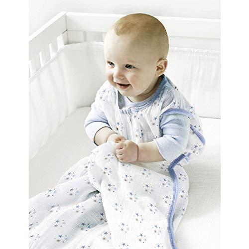 Aden by aden anais Tog Saco de dormir seda suave, para acuarelas, 18-36 meses