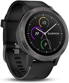 Garmin Vivoactive 3 Smartwatch, Black & Gunmetal, 010-01769-10 (B0751HV9QT) | Amazon price tracker / tracking, Amazon price history charts, Amazon price watches, Amazon price drop alerts