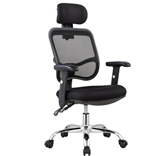 Ergonomic executive task chair,Computer chair Desk chair High back Chair Breathable Adjustable 3d armrest Lumbar support-A