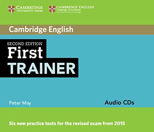 May, P: First Trainer Audio CDs (3)