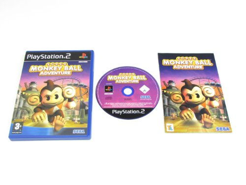 Super Monkey Ball Adventure (francese)