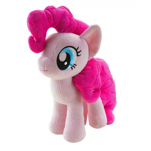 "My Little Pony Pinkie Pie 10.5"" Plush Hasbro 4th Dimension Entertainment"