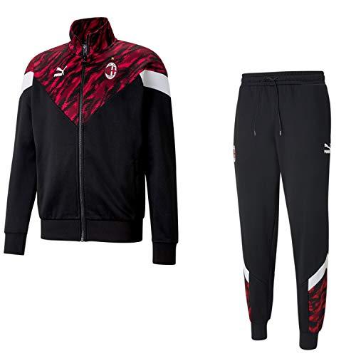PUMA AC Mailand Trainingsanzug Fanartikel Herren, Größe:XL