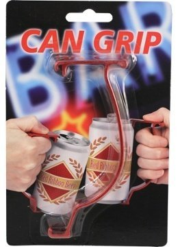 Island Dogs Can Grip Hundespielzeug, Metall