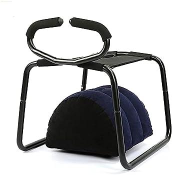 Hammcock Portable Chair Àdǚlt Toy Adjustable Multifunctional Bounce Elasticity Stool for Couples Maximize Pleạsure and Comfort Men Women Yoga Chaîr Chair Àdǚlt  Color   2