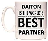 DAITON Is The World's BEST Partner Taza por WeDoMugs®