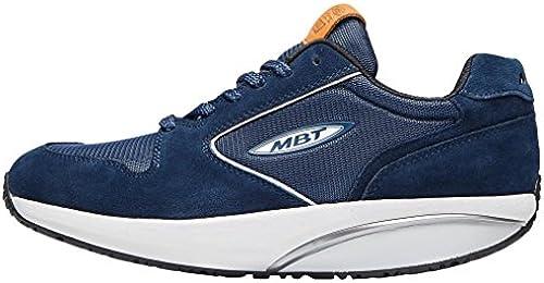 MBT 1997 M Denim Blau Schuhe