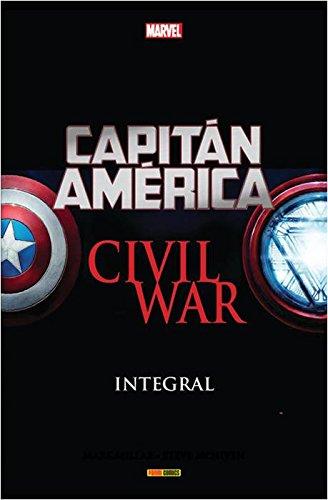 Capitán América. Civil War. Integral