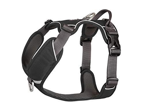 ANIMO CONCEPT Dog Copenhagen Harnais Confort Walk Pro pour Chien Noir Taille XL