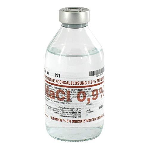 ISOTONISCHE KOCHSALZ 0.9%, 250 ml