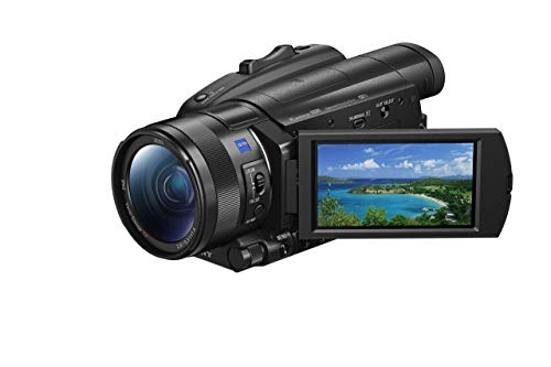Sony FDR-AX700 4K HDR Camcorder (Renewed)