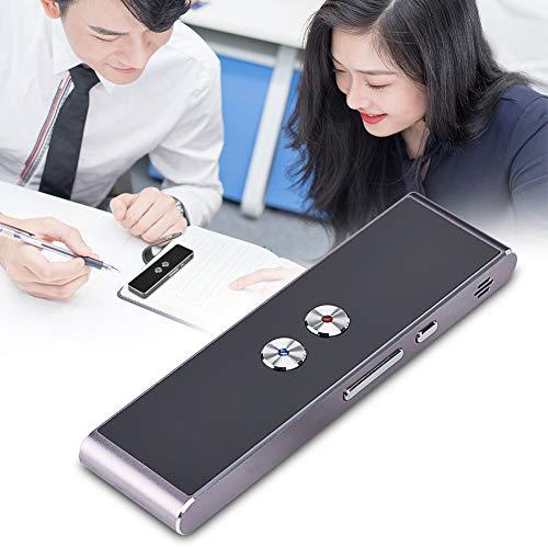 petit un compact Traduction vocale intelligente multilingue portable pour les réunions, les voyages et les études