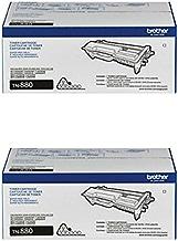 $226 » Brother Genuine TN-880 (TN880) Super High Yield Black Laser Toner Cartridge 2-Pack