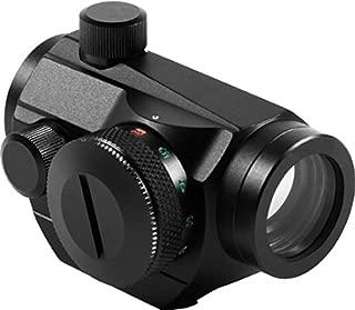 AIM SPORTS RTDT125 Dual Illuminated Micro Dot with Adjustable Windage & Elevation Knob