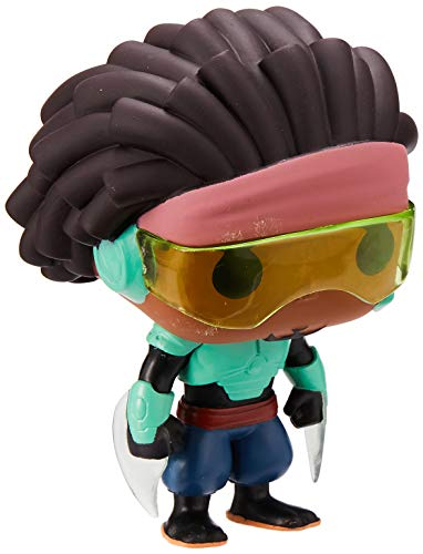 Funko - Figurita Disney - Big Hero 6 - No-Wasabi Jengibre Pop 10cm - 0849803046590 - Fig-Wasabi no-Ginger Big Hero 6