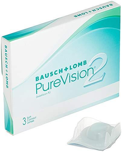 PureVision2 HD Monatslinsen weich, 3 Stück BC 8.6 mm / DIA 14 / -3.5 Dioptrien