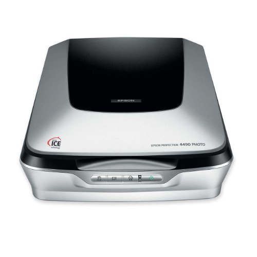 1 - SCANNER, EPSON PERFECTION 4490