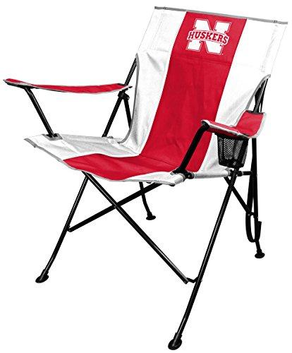 Jarden Sports Licensing NCAA Nebraska Cornhuskers TLG8 Chair, Large, Red