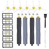 Funnytime – Lote de accesorios de recambio para filtro de serie 800 y 900, compatible con 800, 850, 851, 860, 865, 866, 870, 871, 876, 880, 885, 886, 890, 891, 896, 900, 960, 966, 980, 990-20