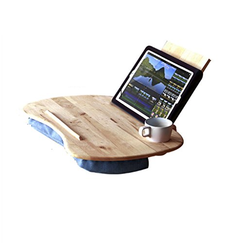 Bao Xing Bei Firm Lit de Bureau Pliant Bureau Bureau d'ordinateur Portable en Bois Massif Collège Dortoir Pliant Transat Tables Tables Desks