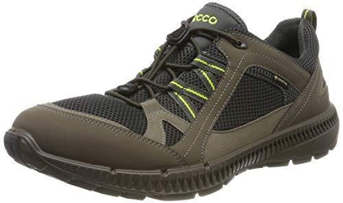 ECCO Herren Terracruise II Trekking- & Wanderhalbschuhe, Braun (Dark Clay/Dark Shadow 51506), 41 EU