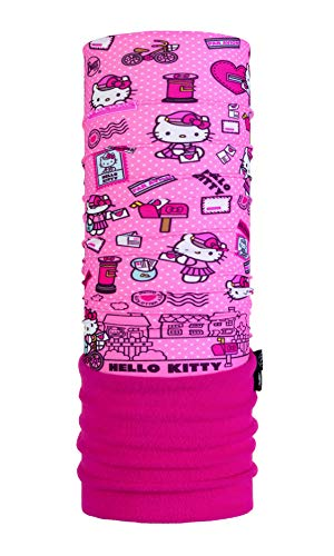 Buff Kinder Original Hello Kitty Multifunktionstuch Mailing Rose One Size