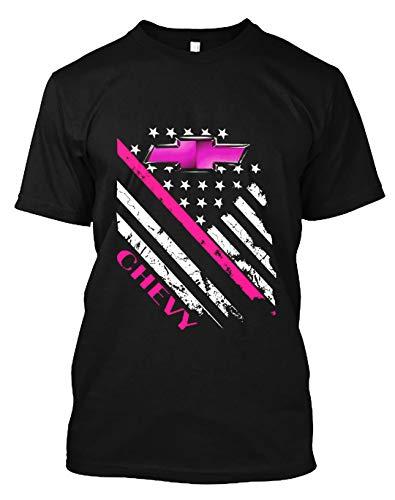Flag Chevy Girl Tshirt, Unisex Hoodie, Sweatshirt for Mens Womens Ladies Kids