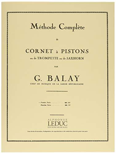 Méthode de trompette ou de cornet à pistons Volume 1 -...