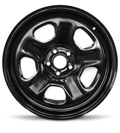 Road Ready Car Wheel Fits 2013-2019 Ford Taurus Explorer 18 Inch 5 Lug Black...