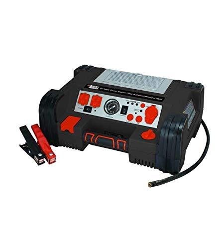 Buy Bargain Kit PPRH5B Durable Compact Space Saving 500-Watt Portable Power Station Jump Starter Boo...